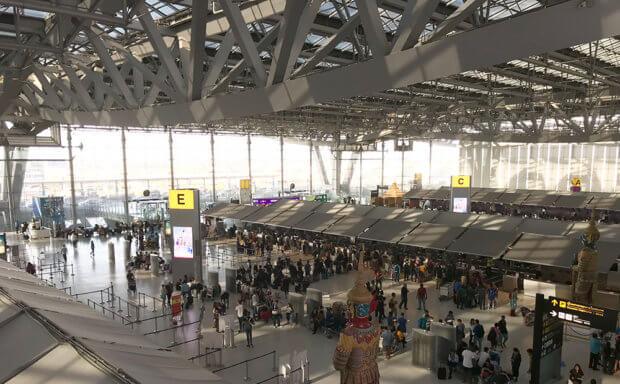 クアラルンプール国際空港4階