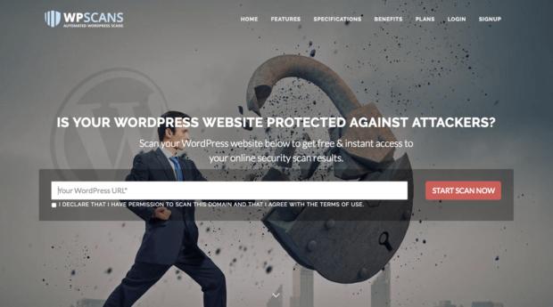 wpscans.com公式サイト